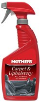 Mothers Wax Carpet & Upholstery Cleaner - 710ml