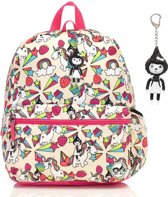 Babymel Rugzak Zip & Zoë Kid's Junior Backpack Unicorn