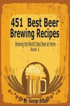 451 Best Beer Brewing Recipes