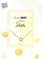 Hallmark armband shine bright like a star