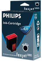 Philips 431 - Inktcartridge / Zwart