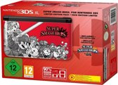 Nintendo 3DS XL Handheld Console + Super Smash Bros