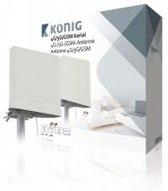 König ANT-4G20-KN 4G/3G/GSM Antenne met 2x2.5M Kabel