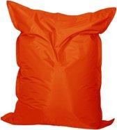 Zitzak Nylon Oranje maat 110x140 cm