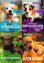 Puppy Opvoeden: De Nieuwe Methode - 4 boeken