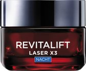 L'Oreal Paris Revitalift Laser X3 anti-rimpel nachtcrème – 50 ml