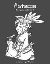 Aztecas Libro Para Colorear 3