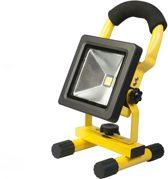 Dymond - Oplaadbare LED Bouwlamp - Werklamp -10 Watt