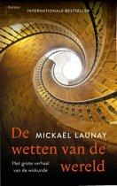 Boek cover De wetten van de wereld van John Launay