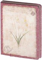 D8026-2 Dreamnotes notitieboek natuur 13 x 18,5 cm roze