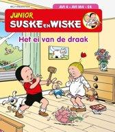 """""""Suske en Wiske Junior  - Het ei van de draak"""""""