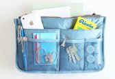 Bag in Bag - Tasorganizer - Blauw - Nooit meer chaos in je tas