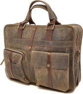 Berba Barbarossa Ruvido 826-131 businessbag 15 inch military