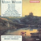 Vaughan Williams: Complete Concertos / Bryden Thomson, London SO
