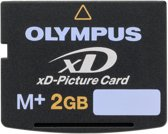 Olympus xD-Picture Card 2GB - geheugenkaart