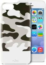PURO iPhone 5C Back Cover Soft Touch - Camou Wit