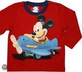 Disney Mickey Mouse Jongens Longsleeve 80