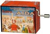 Fridolin Muziekdoosje: opera '' aida''