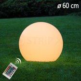 bol.com | LED Bol 30CM - Decoratie Lamp met Afstandsbediening ...