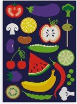 FT 030901 Notitieboek A5 Happy Veggie