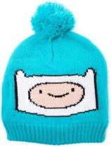 Adventure Time - Finn, Blauwe Muts