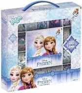 Frozen sticker box