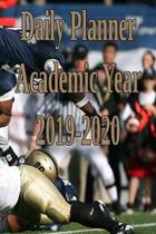 Daily Planner Academic Year 2019-2020: Daily Planner Academic Year 2019-2020