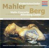 Linos Ensemble - Mahler/Berg