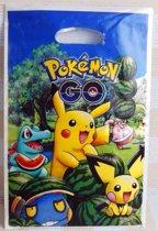 Pokemon GO traktatie zakjes 10 stuks