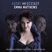 Matthews Emma - Agony & Ecstacy (Imp)