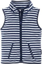 Playshoes Bodywarmer Maritiem Junior Navy/wit Maat 80