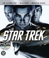 Star Trek (2009) (4K Ultra HD Blu-ray)