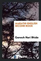 Marathi English Primer, Volume 2