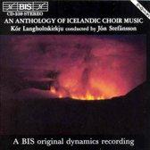 An Anthology Of Ice Icelandic Choral Music