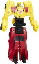 Transformers Combiner Force Bumblebee & Sideswipe - Robot