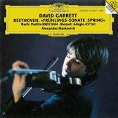 Violin Sonata No.5/Partita No.2/Adagio
