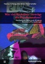 Wie viel Richtlinie verträgt die Psychoanalyse?