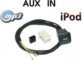 Aux-In Jack - Retrofit - VW RNS 510 MFD2 RCD 310