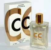 VALENTIJN CADEAU TIP 1 + 1 GRATIS Ciao Ciao Ivoire (bloemige) Dames parfum 100 ml (bij deze bestelling krijgt u een Whisky 100 ml GRATIS)