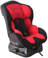 X-adventure Go Baby - Autostoel - Red