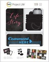 Project life Value kit chalk board set