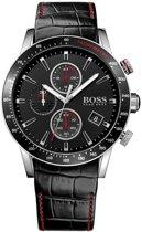 Hugo Boss HB1513390 horloge heren - zwart - edelstaal