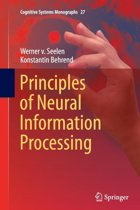 Principles of Neural Information Processing