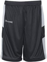 Spalding All-Star Short - maat XL - anthracite/grijs