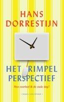 Boek cover Het rimpelperspectief van Hans Dorrestijn (Hardcover)
