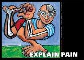 Omslag van 'Explain Pain'