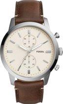 Fossil - Fossil heren horloge FS5350