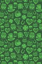 St. Patrick's Day Pattern - Green Luck 22