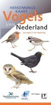 Herkenningskaart vogels van Nederland
