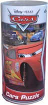 Disney-Cars-Puzzel in Koker - 50 stukjes - 31 x 22 CM